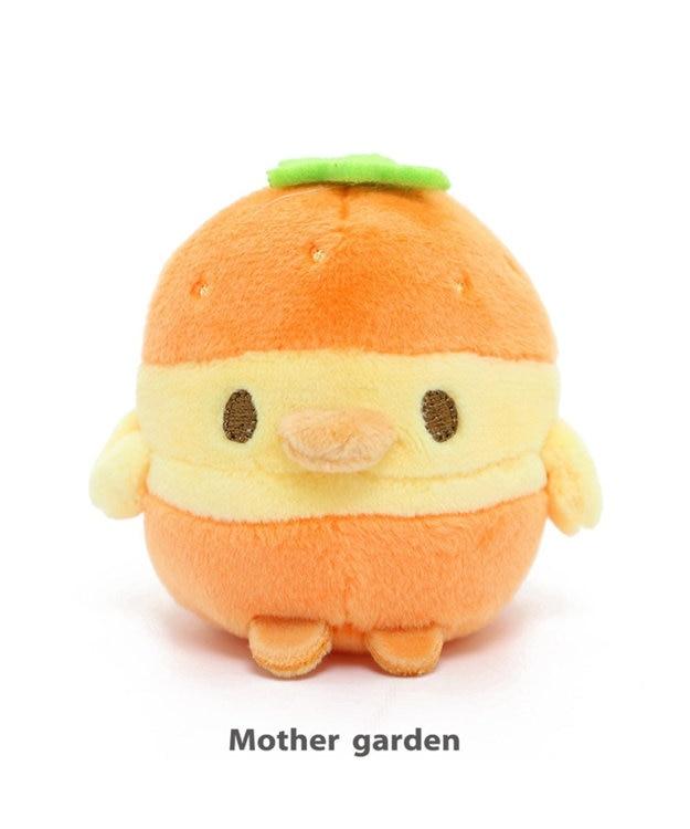 Mother garden こぴよフレンズ フルーツマスコット 《こぴよ ミカン》