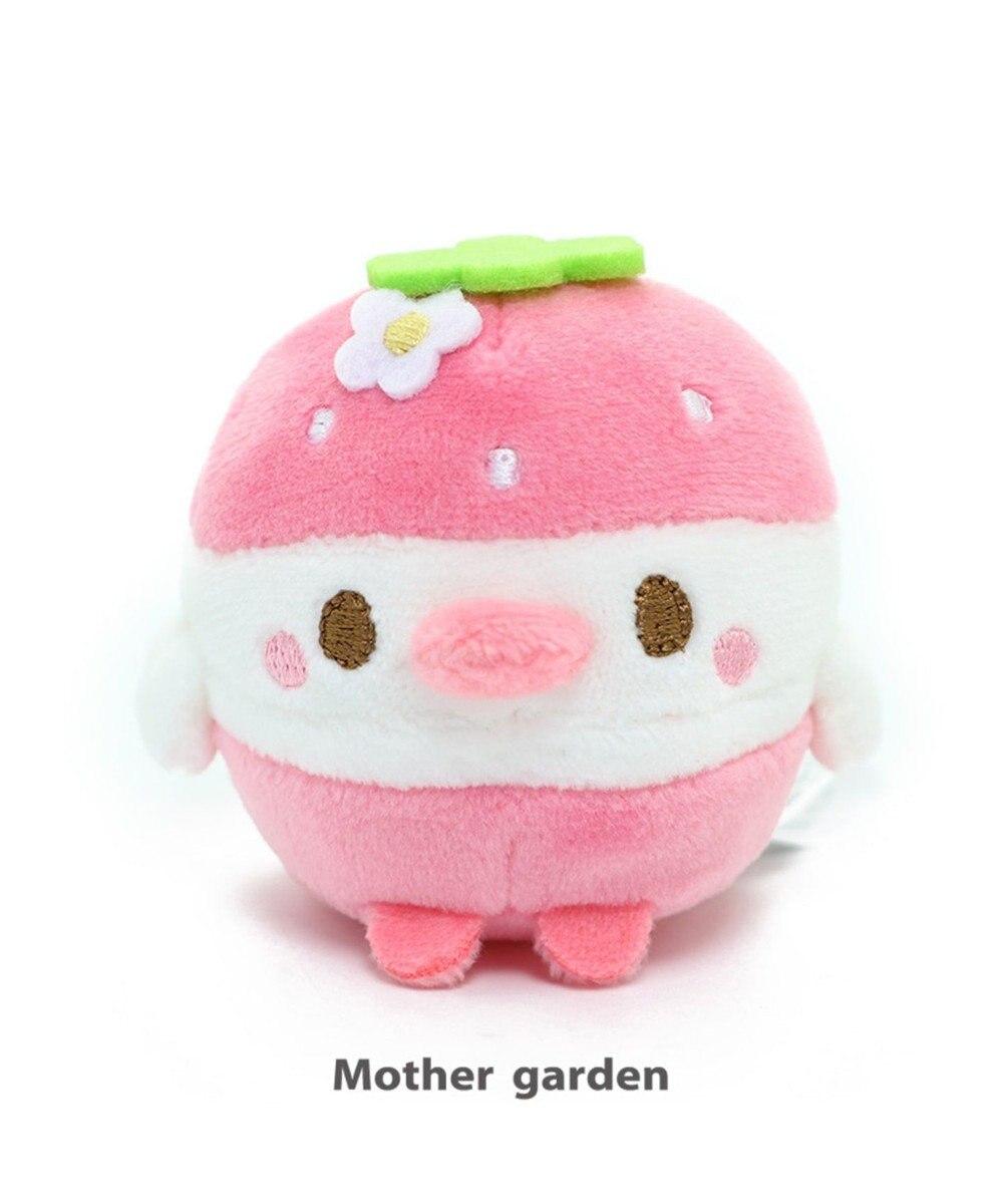 Mother garden こぴよフレンズ フルーツマスコット 《こまろ イチゴ》 0