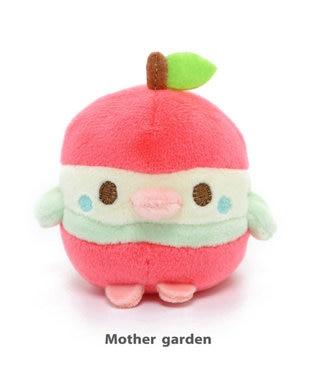 Mother garden こぴよフレンズ フルーツマスコット 《こぺちゃ リンゴ》 0