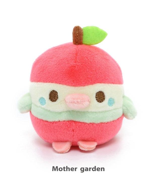 Mother garden こぴよフレンズ フルーツマスコット 《こぺちゃ リンゴ》
