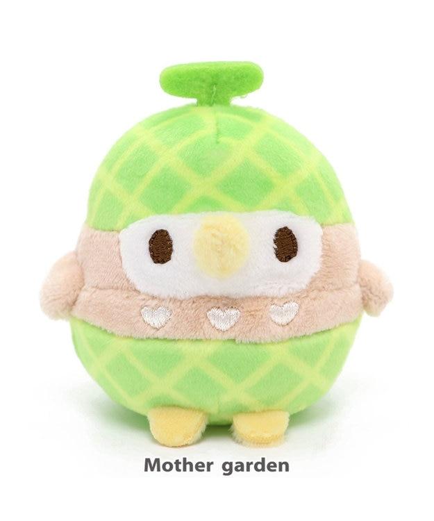 Mother garden こぴよフレンズ フルーツマスコット 《こぷく メロン》