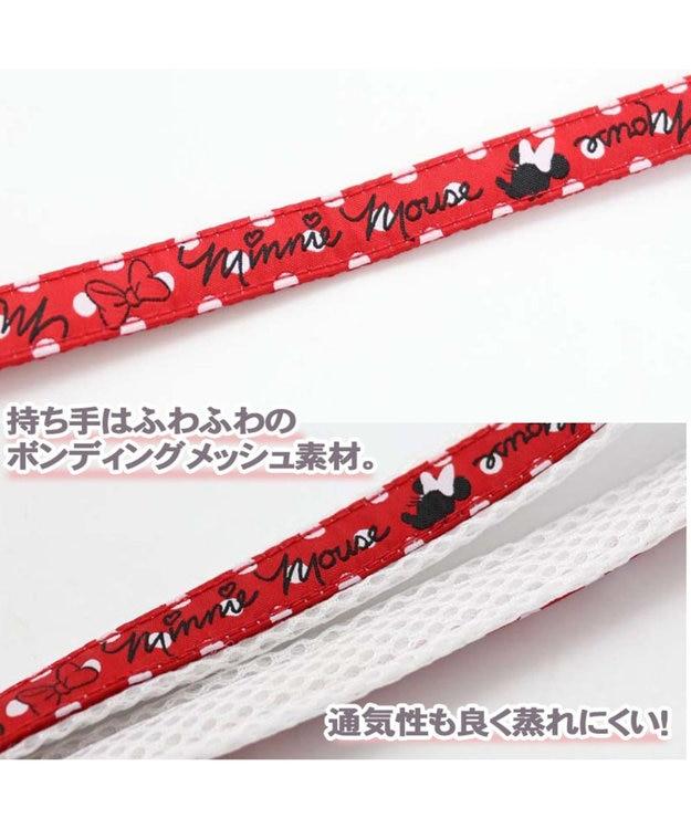 PET PARADISE ディズニーミニーマウス ドット柄リードペット4S・3S〔小型犬〕