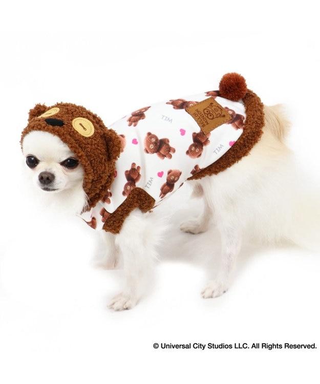 PET PARADISE ミニオン ティムパーカー〔超小型犬・小型犬〕