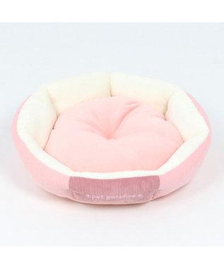 PET PARADISE ペットパラダイス ボンディング カドラー ベッド (45cm) ピンク(淡)