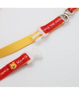 PET PARADISE ディズニーくまのプーさん 風船柄 ハーネスリード3S〔超小型犬〕 黄