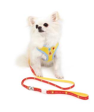 PET PARADISE ディズニーくまのプーさん 風船柄 ハーネスリード SS〔小型犬〕 黄
