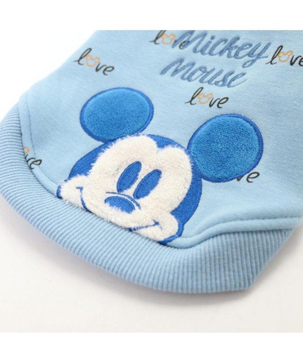 PET PARADISE ディズニーミッキーマウス モコモコ パーカー 〔超小型・小型犬〕