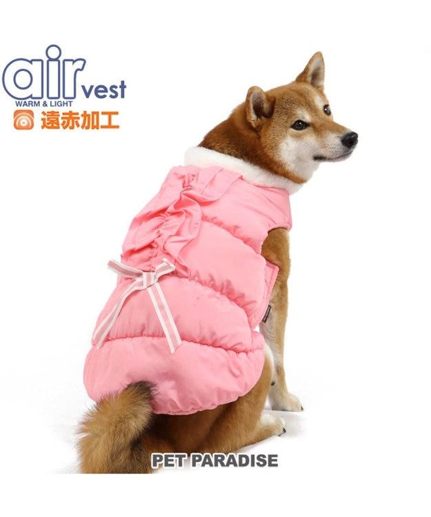 PET PARADISE ペットパラダイス フリル エアベスト 〔中・大型犬〕