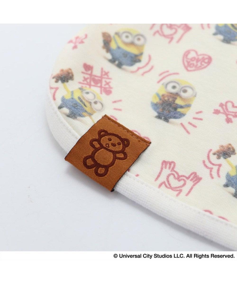 PET PARADISE ミニオン ハート ペティヒート タンクトップ 〔超小型・小型犬〕 ピンク(淡)