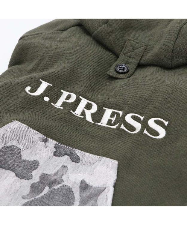 PET PARADISE J.PRESS 迷彩 ポケット パーカー 〔超小型・小型犬〕