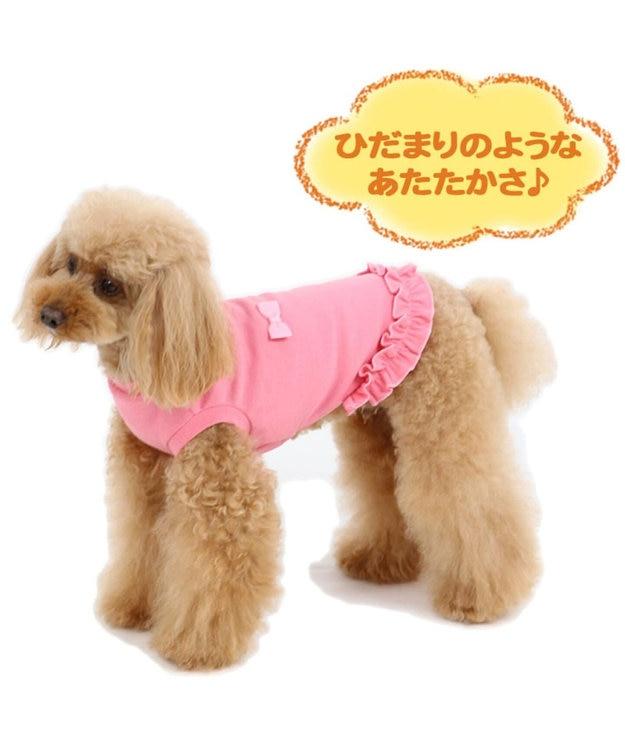PET PARADISE ペットパラダイス リボン ペティヒート タンクトップ 〔小型犬〕