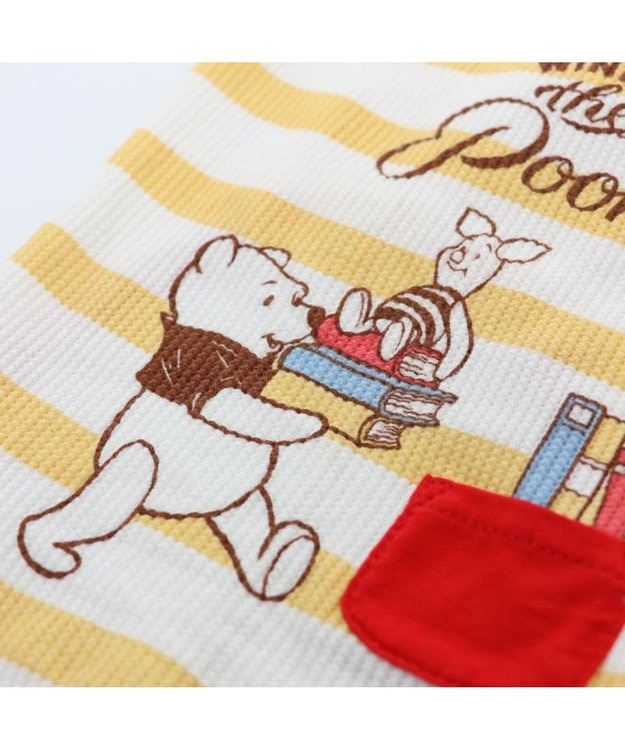PET PARADISE ディズニーくまのプーさん ワッフル ペティヒート タンクトップ 〔超小型・