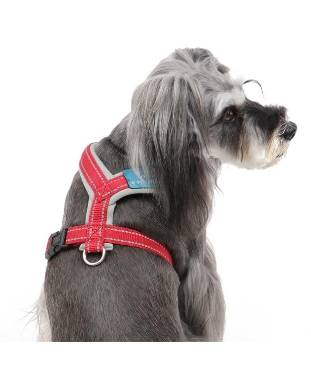 PET PARADISE ペットパラダイス アクティブハーネス 赤 ペットSS〔小型犬〕