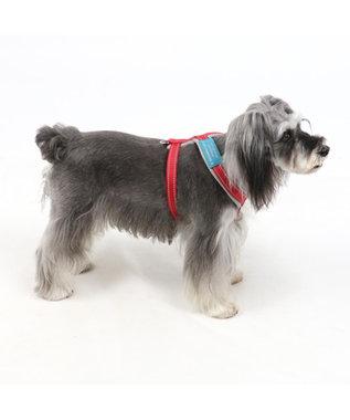 PET PARADISE ペットパラダイス アクティブハーネス 赤 ペットSM 〔中型犬〕 赤