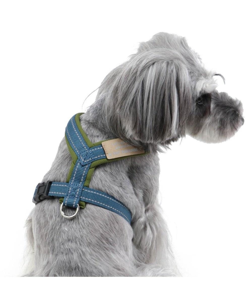 PET PARADISE ペットパラダイス アクティブハーネス 青 ペット3S〔小型犬〕 青