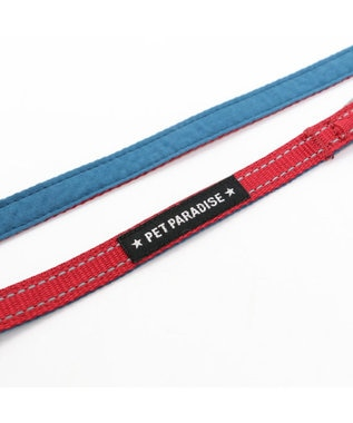 PET PARADISE ペットパラダイス シンプル リード 赤 ペット4S~3S 赤