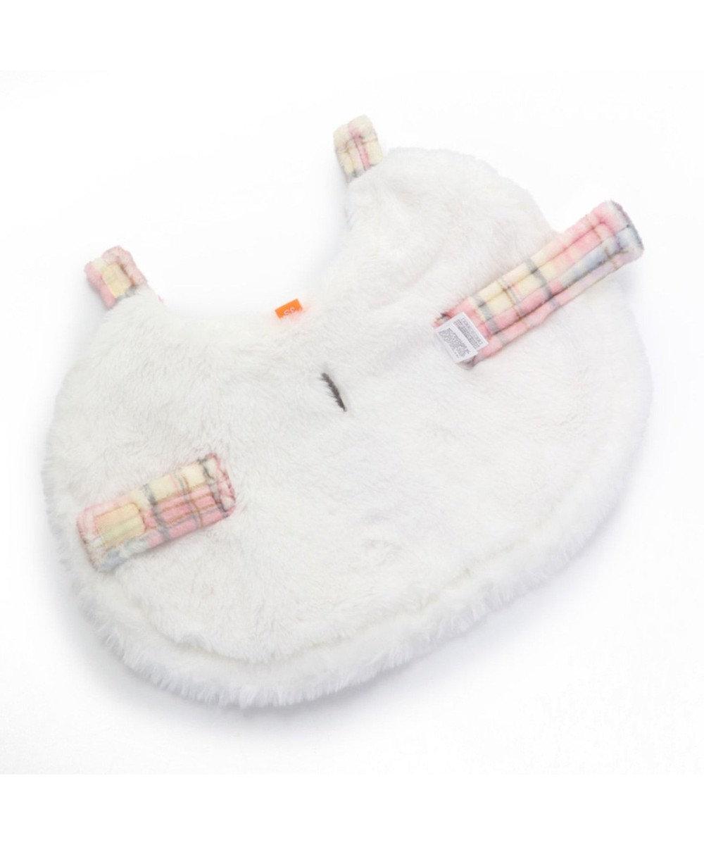 PET PARADISE ディズニーミニーマウス チェック柄 ポンチョ 〔超小型・小型犬〕 ピンク(淡)