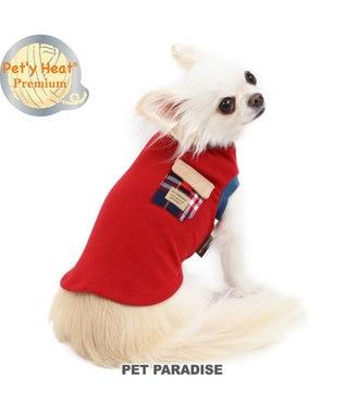 PET PARADISE ペットパラダイス ペティヒート タンクトップ〔超小型・小型犬〕 赤