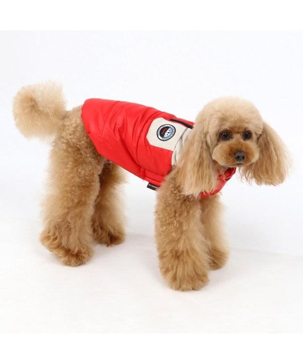 PET PARADISE ペットパラダイス エアベスト 赤〔超小型・小型犬〕