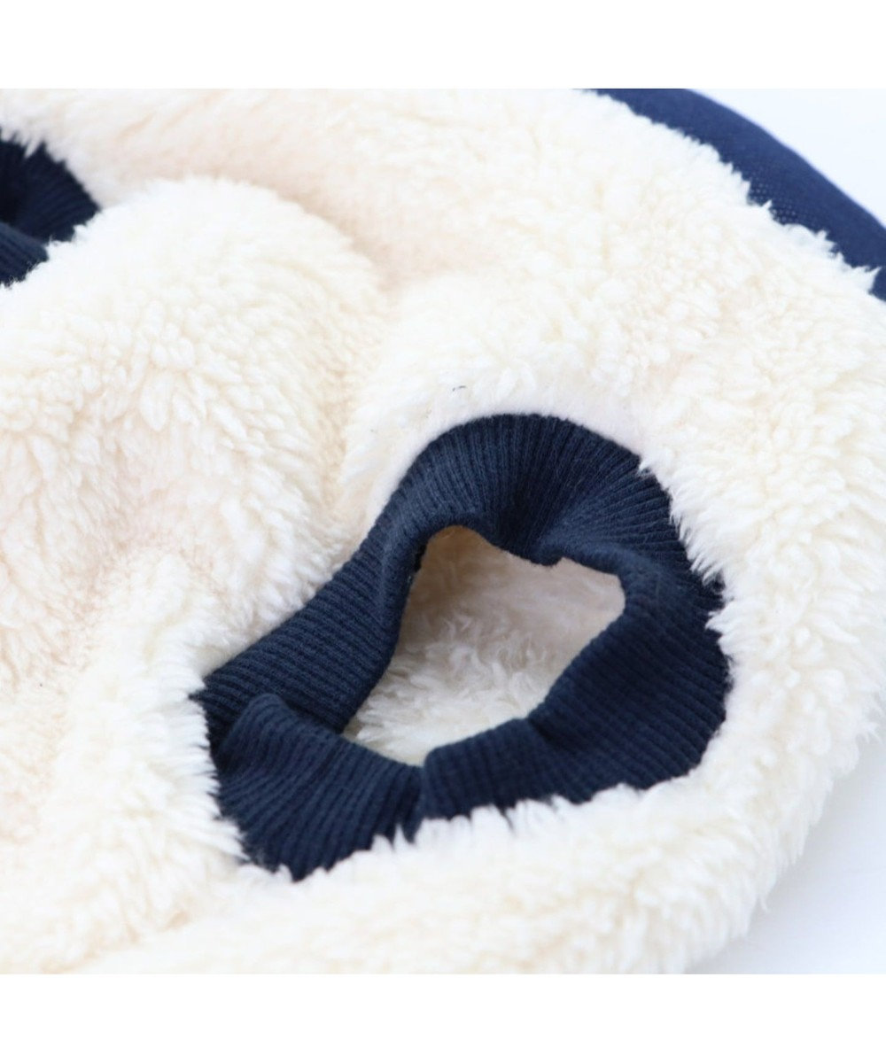 PET PARADISE ディズニー ミッキーマウス ボタン目背開き ジップベスト〔小型犬〕 白~オフホワイト