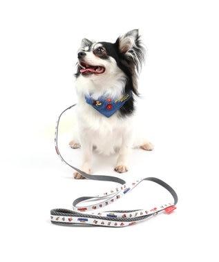 PET PARADISE ディズニー ミッキーマウス フレンズ首輪 ペットSS〔小型犬〕 白~オフホワイト