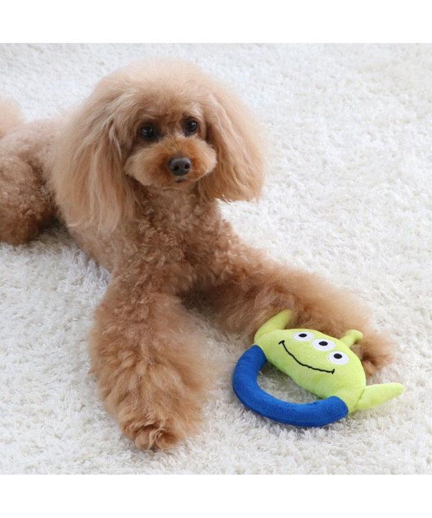 PET PARADISE ディズニー トイ・ストーリー 円形 おもちゃ トイ