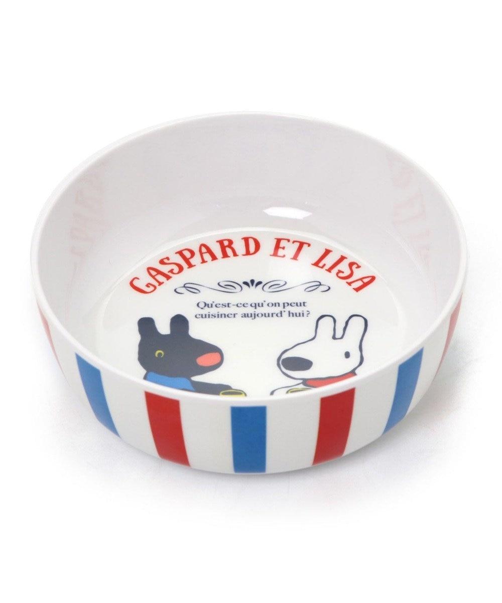 PET PARADISE リサとガスパール フードボウル 犬 フードスタンド メラミン えさ皿 犬 食器 マルチカラー