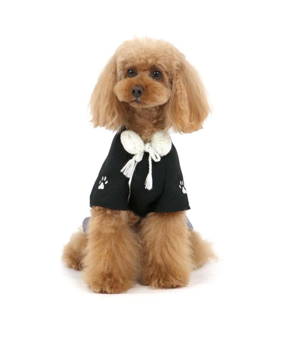 PET PARADISE ペットパラダイス 紋付袴 〔超小型・小型犬〕 黒