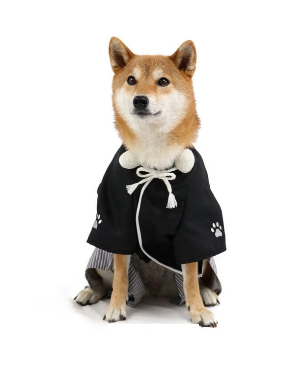 PET PARADISE ペットパラダイス 紋付袴 〔中・大型犬〕