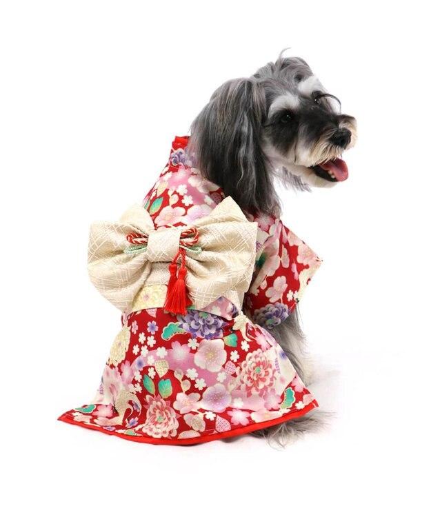 PET PARADISE ペットパラダイス 華鶴 着物 〔超小型・小型犬〕