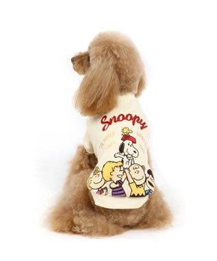 PET PARADISE スヌーピー フレンズ トレーナー 白 〔超小型・小型犬〕 白~オフホワイト