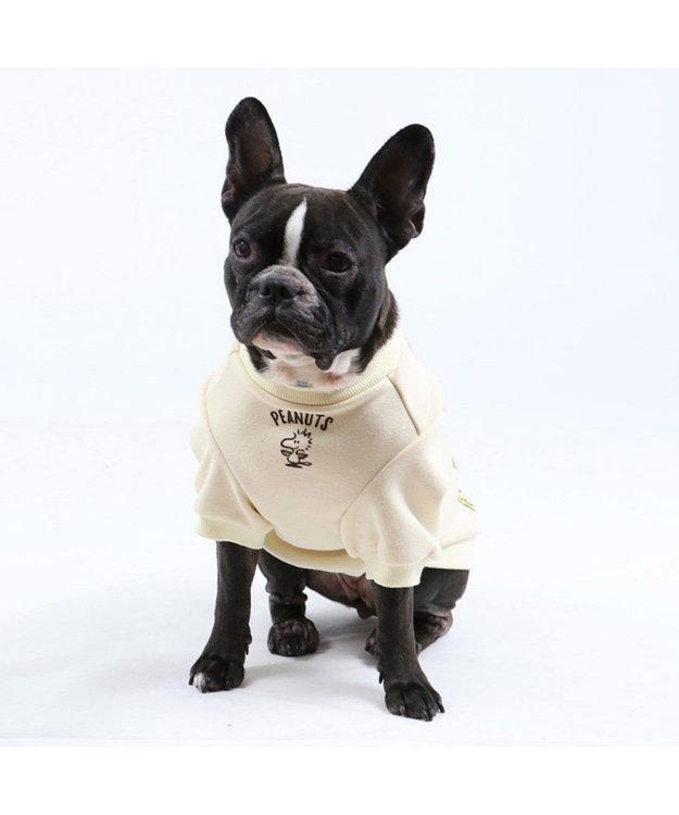 PET PARADISE スヌーピー フレンズ トレーナー 白 〔中・大型犬〕
