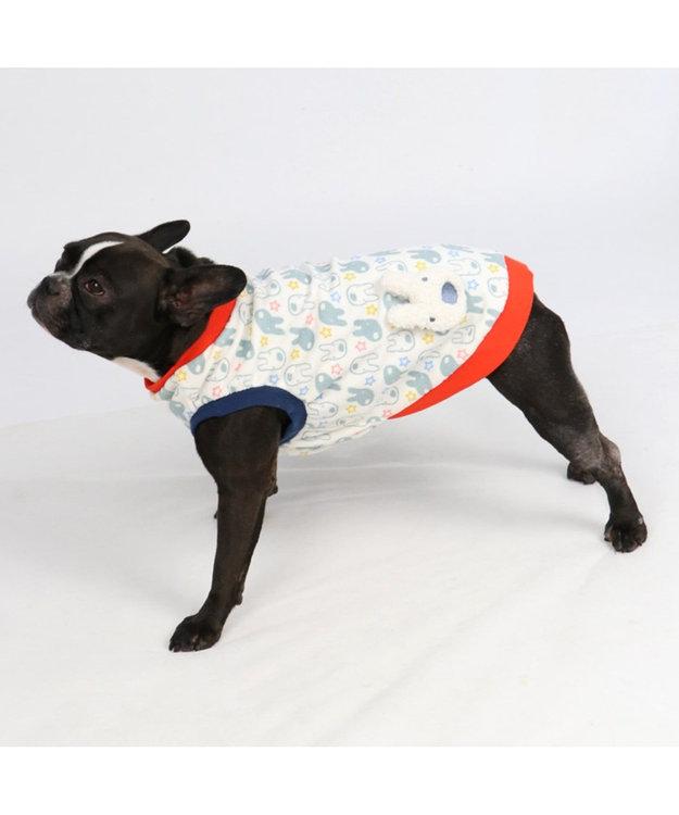 PET PARADISE リサとガスパール  ワンダフルストレッチフリルトレーナー〔中型犬