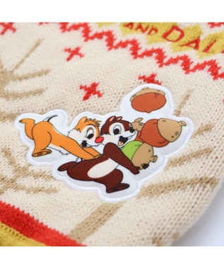 PET PARADISE ディズニー チップとデール 森柄 カウチン 〔超小型・小型犬〕 黄