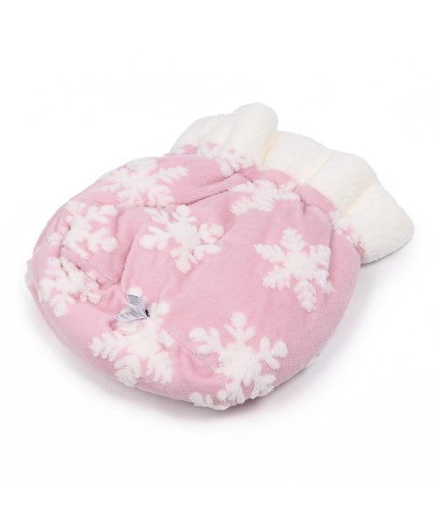 PET PARADISE ペットパラダイス 遠赤外線 雪柄 犬たんぽ (40×48cm)