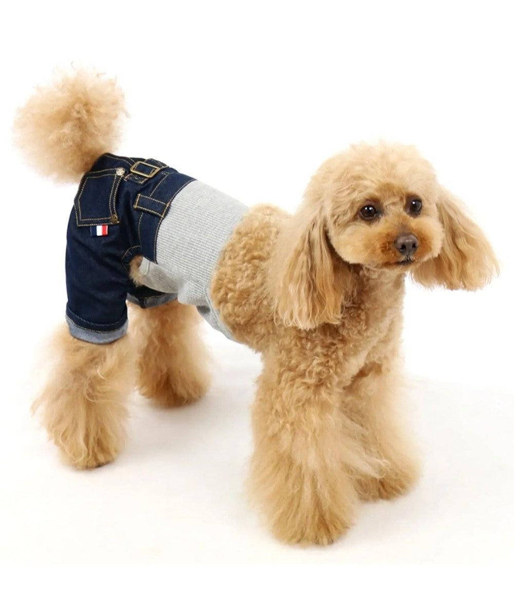 PET PARADISE ペットパラダイス マナーパンツ 紺[小型犬] 紺(ネイビー・インディゴ)