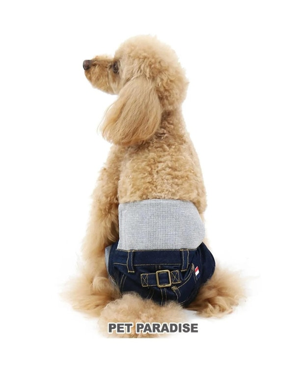 PET PARADISE ペットパラダイス マナーパンツ 紺[小型犬]