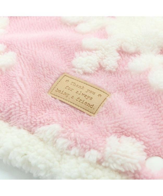 PET PARADISE ペットパラダイス 雪柄 着る毛布 〔超小型・小型犬〕