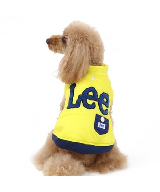 PET PARADISE Lee 綿入り ベスト 黄 〔超小型・小型犬〕 黄