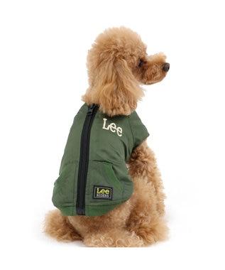 PET PARADISE Lee ミリタリー ブルゾン 〔超小型・小型犬〕 緑