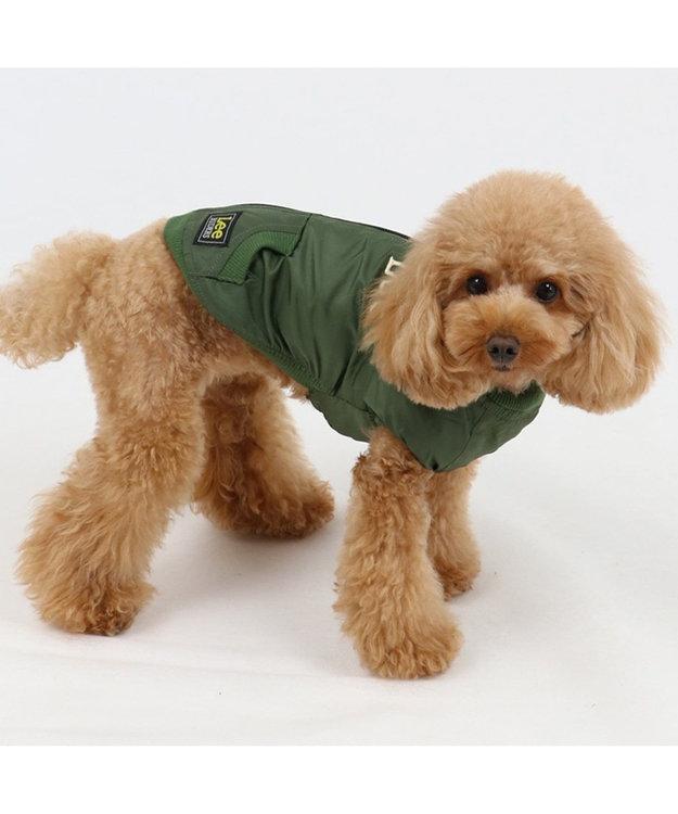 PET PARADISE Lee ミリタリー ブルゾン 〔超小型・小型犬〕