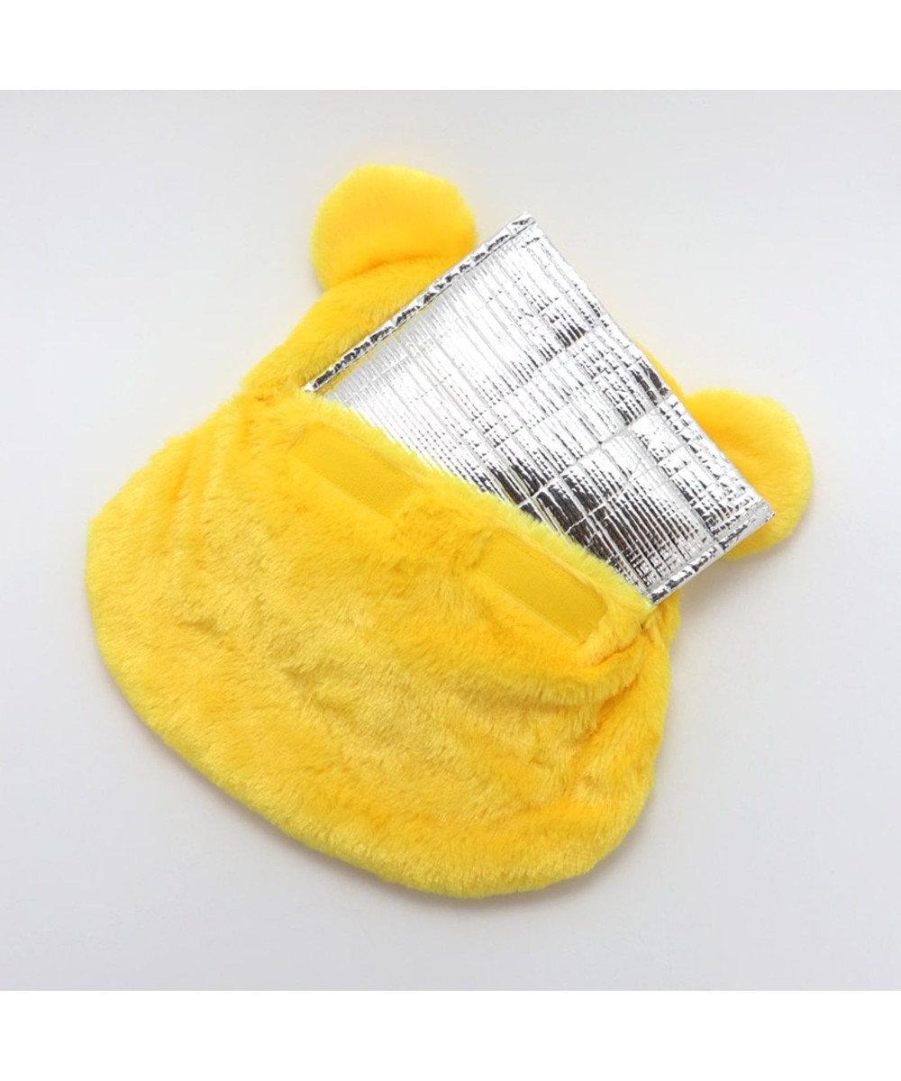 PET PARADISE ディズニー くまのプーさん 遠赤外線 ホットピロー 黄