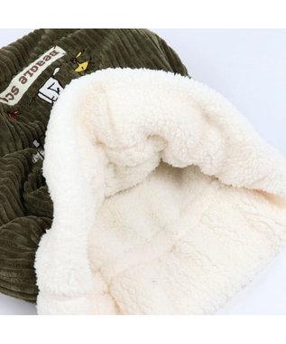 PET PARADISE スヌーピー スカウト柄 犬たんぽ (40×48cm) 白~オフホワイト