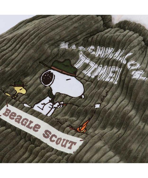 PET PARADISE スヌーピー スカウト柄 犬たんぽ (40×48cm)