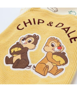 PET PARADISE ディズニー チップとデール もぐもぐロンパース〔超小型・小型犬〕 黄