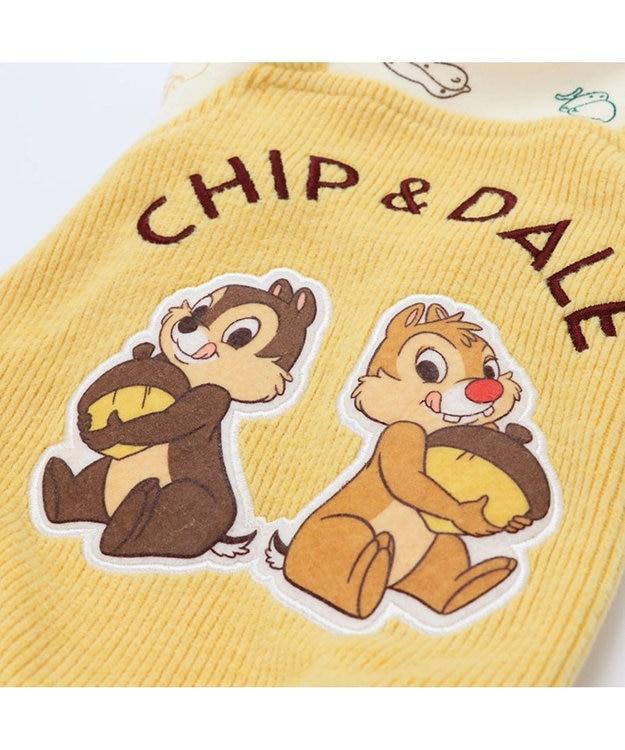 PET PARADISE ディズニー チップとデール もぐもぐロンパース〔超小型・小型犬〕