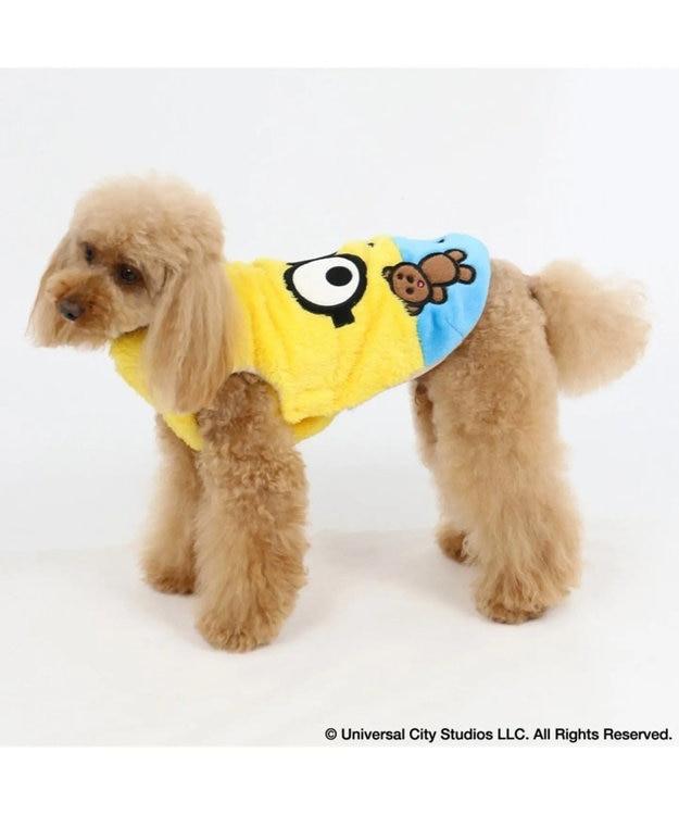 PET PARADISE ミニオン もこもこ ボブ ベスト〔小型犬〕