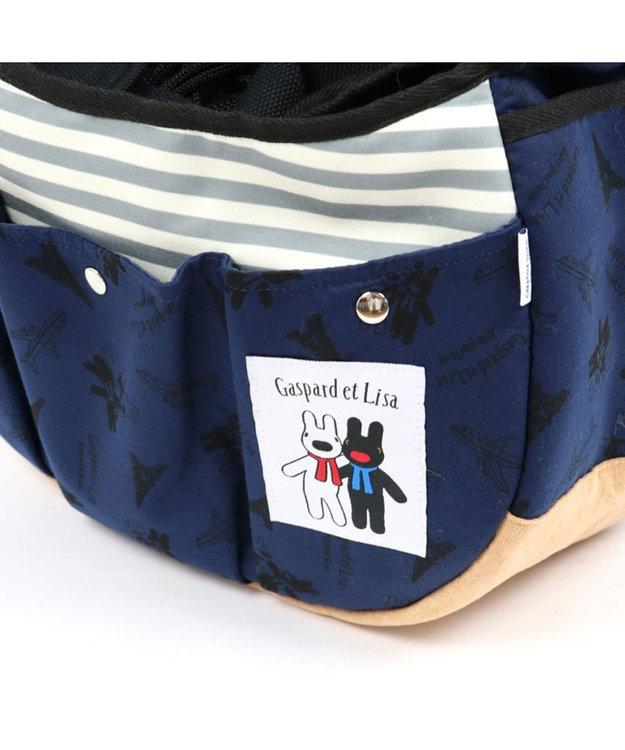 PET PARADISE リサとガスパール ソフト スリング キャリーバッグ S〔超小型犬〕