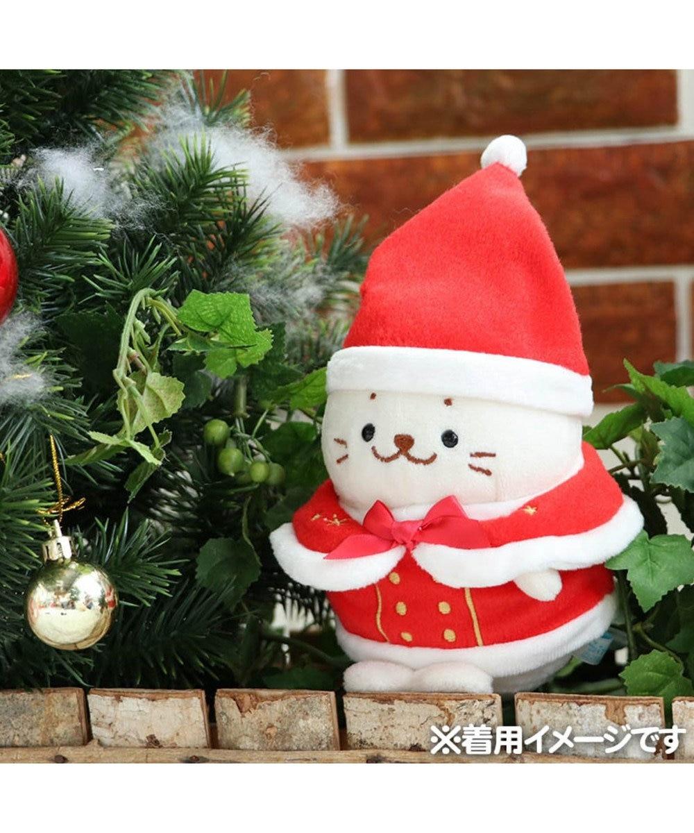 Mother garden しろたん ついてきちゃうしろたん 専用服 AR対応《クリスマス》 赤