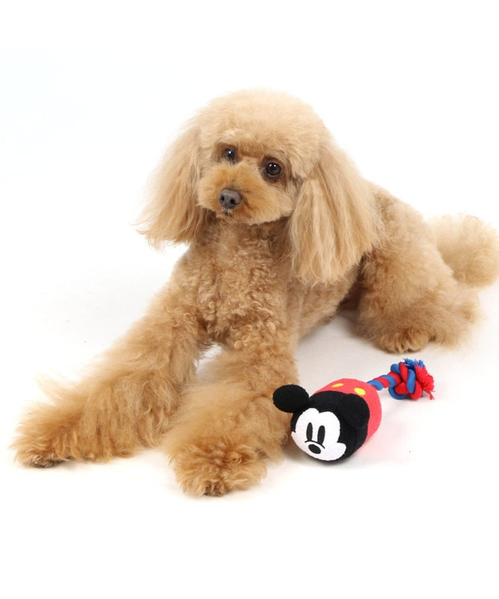 PET PARADISE ディズニー ミッキーマウス ぽておもちゃ 犬用 トイ 黒